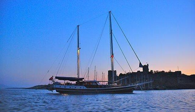 Dulcinea Charter Yacht - 3