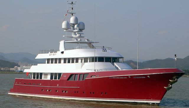 Qing Charter Yacht - 2