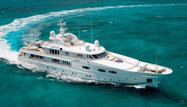 Lady M II Charter Yacht