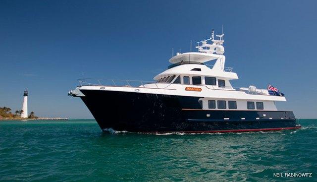 Sarah Lissa Charter Yacht
