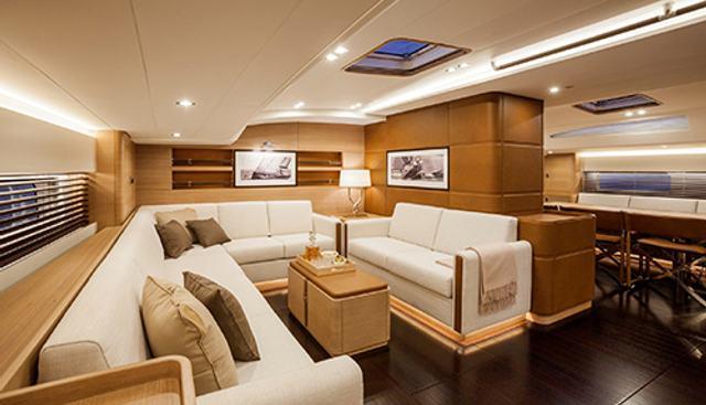 Shamanna Charter Yacht - 7