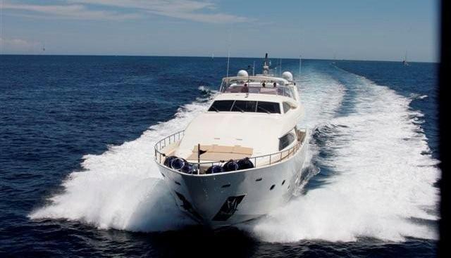 Nati Too Charter Yacht - 2