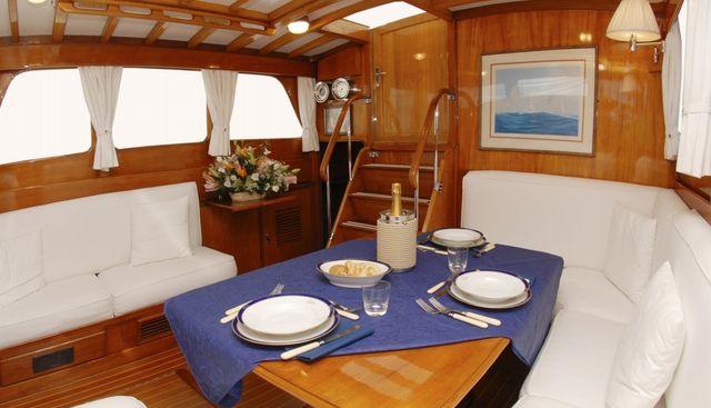 Gitana IV Charter Yacht - 4