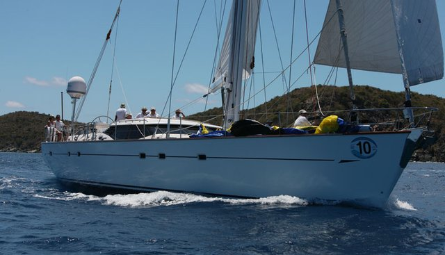 Altacerra Charter Yacht