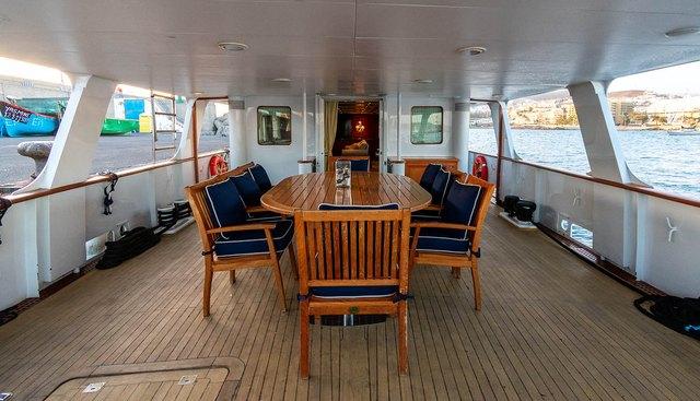 Chantal Charter Yacht - 4