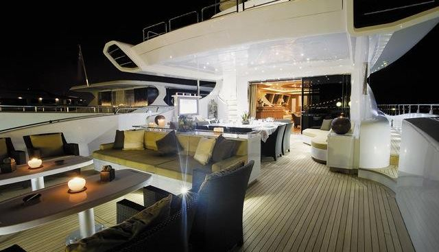 Force India Charter Yacht - 4
