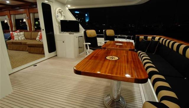 Seas To See Charter Yacht - 6