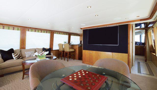 Serengeti Charter Yacht - 8