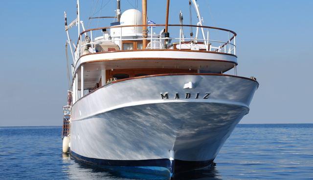 Madiz Charter Yacht - 2