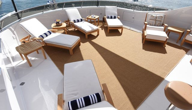 Rebel Charter Yacht - 3