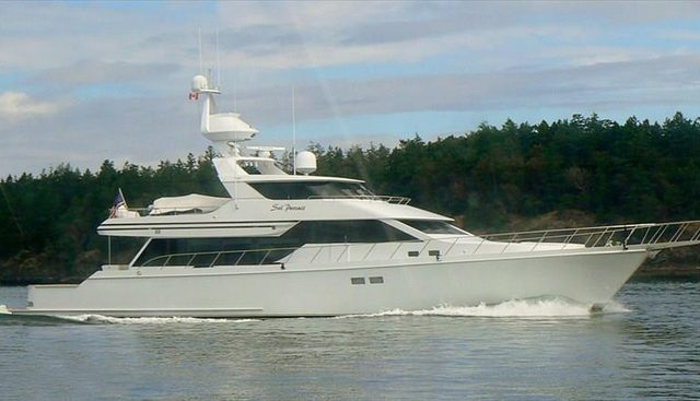 Sea Patron Charter Yacht