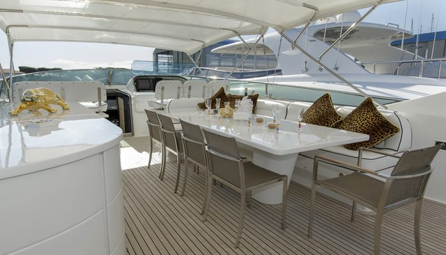 Sea Jaguar Charter Yacht - 2