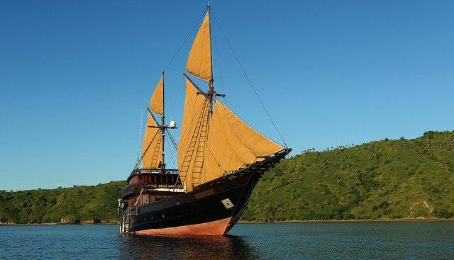 Alila Purnama Charter Yacht - 2
