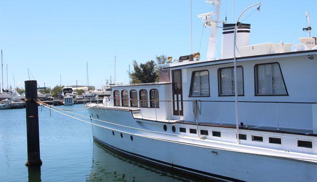 Ericka Charter Yacht