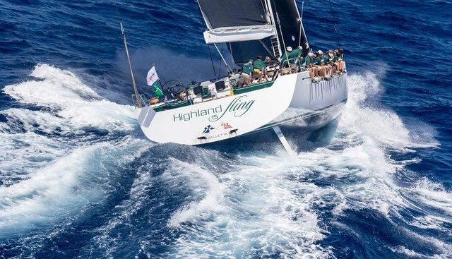Highland Fling XV Charter Yacht - 2