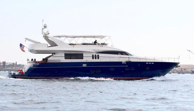 Avicci Charter Yacht