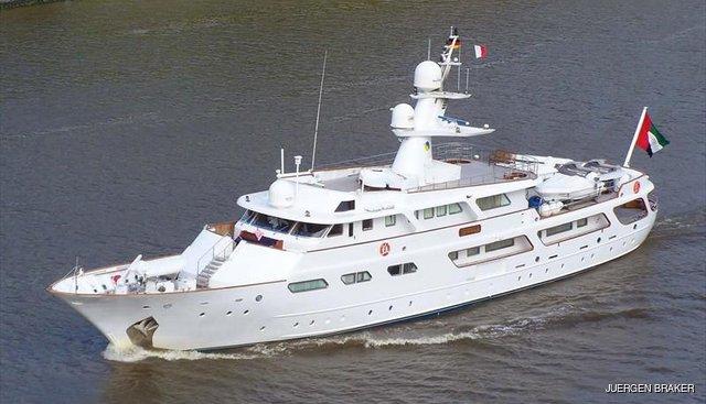 Um Hurair Charter Yacht - 5
