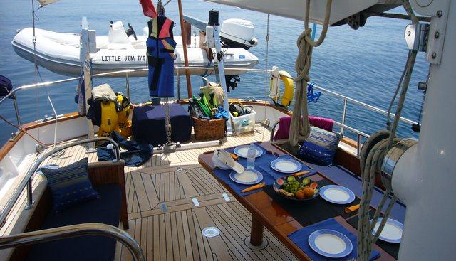 Lord Jim Charter Yacht - 4