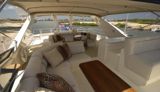Natalia Charter Yacht - 4