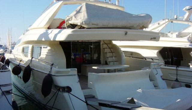 Valco Charter Yacht - 2