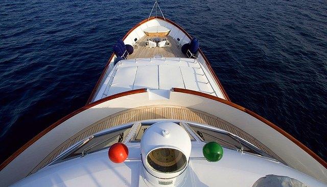 Sylviana Charter Yacht - 2