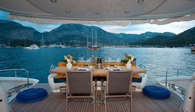 Victorius Charter Yacht - 4