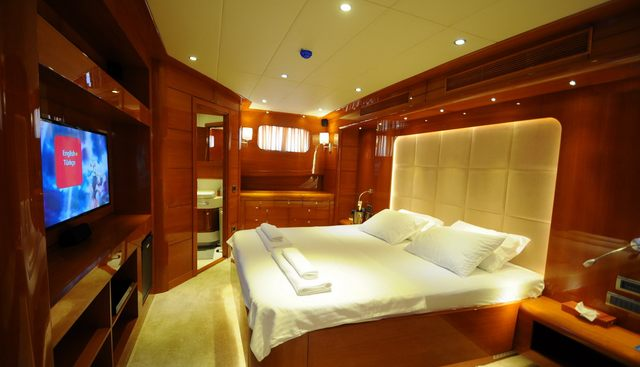 Gulmaria Charter Yacht - 8