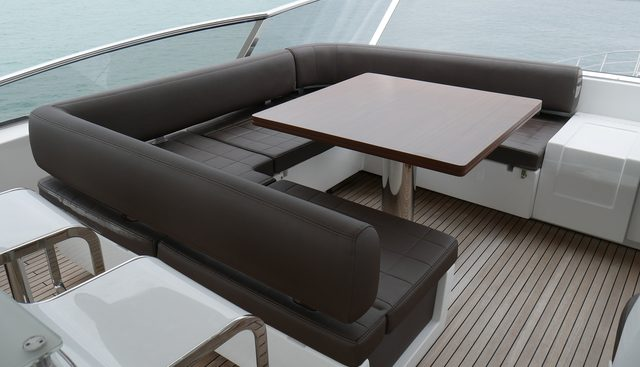 Mirage Charter Yacht - 3
