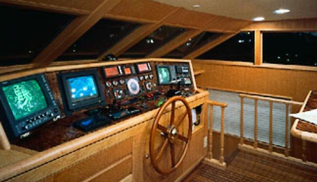 Lady Catee Charter Yacht - 5