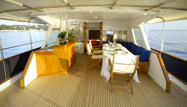 Rhodes Island Charter Yacht - 2