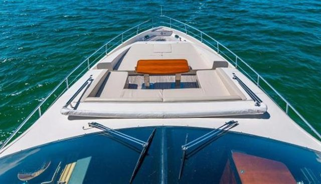 Persistence Charter Yacht - 2