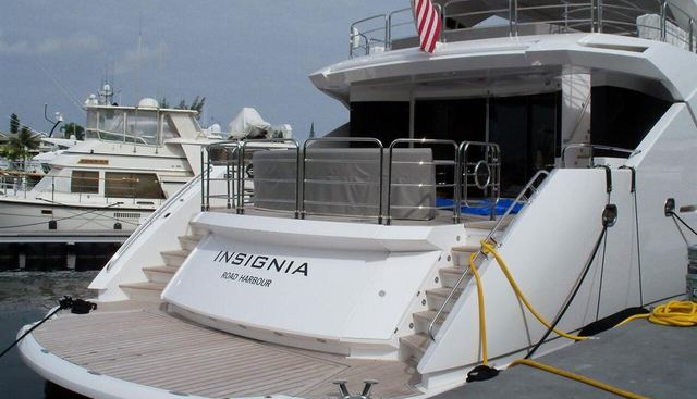 Insignia Charter Yacht - 5