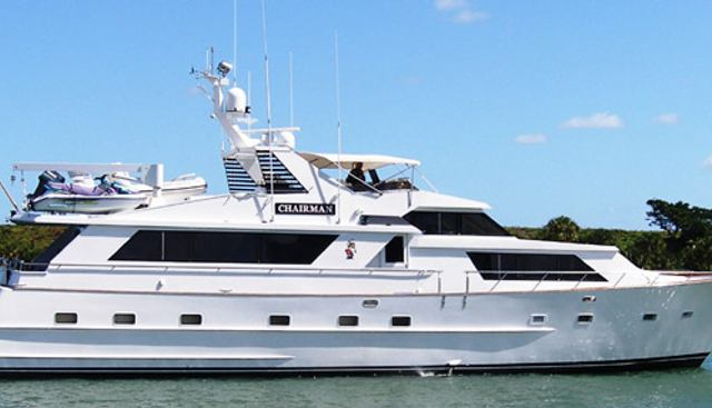 Prime Time III Charter Yacht