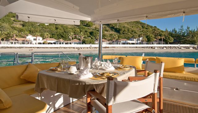 Lady Dominique II Charter Yacht - 6