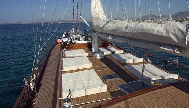 Queen Of Karia Charter Yacht - 3