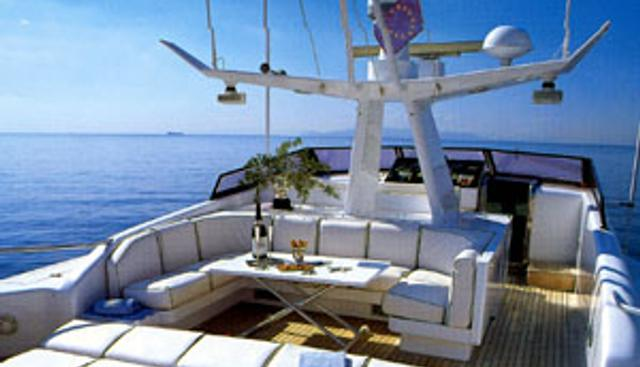 Dream Dancer Charter Yacht - 3