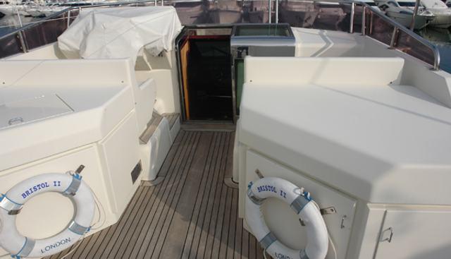 Bristol II Charter Yacht - 5