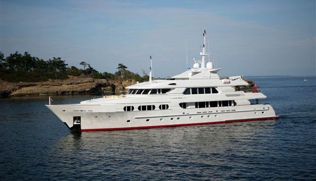 Sorcha Charter Yacht - 2