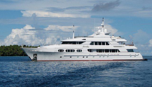Sorcha Charter Yacht