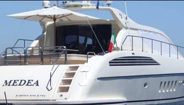Medea Charter Yacht - 4