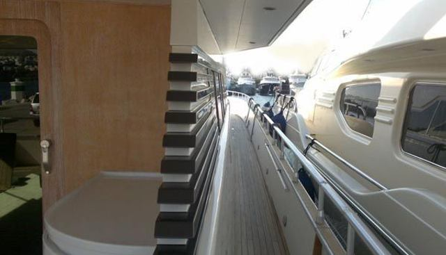 Admiral 27 Charter Yacht - 2