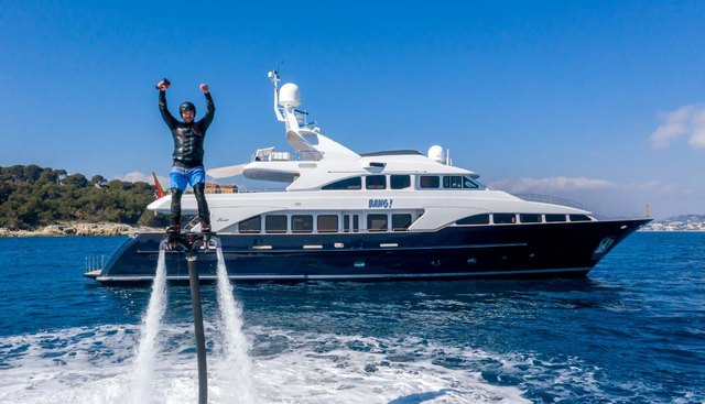Bang Charter Yacht