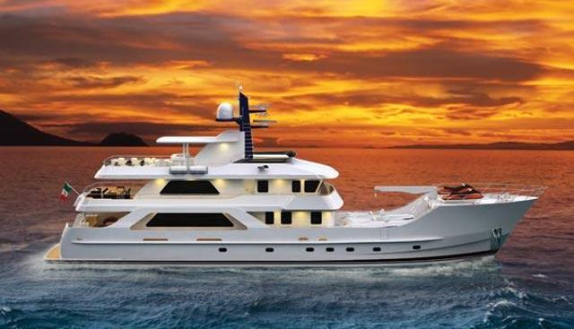 Far Far Away Charter Yacht - 2