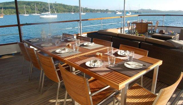 Calisto Charter Yacht - 4