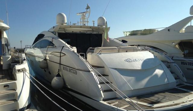 Octavia Charter Yacht - 8