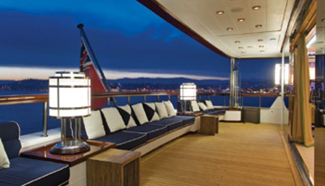 Force Blue Charter Yacht - 4