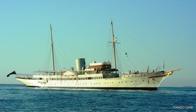 Nahlin Charter Yacht - 3