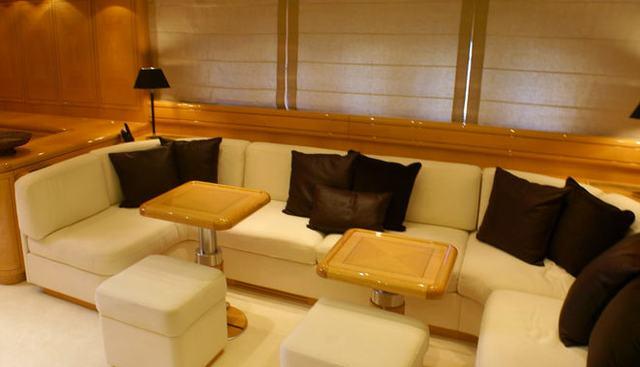Aspacia Charter Yacht - 4