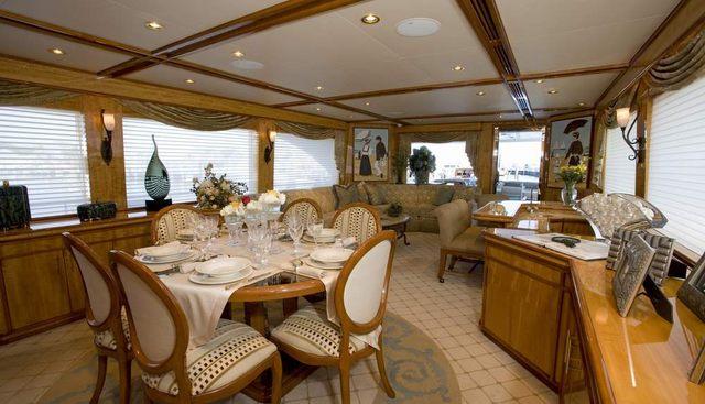 Lukousaurus Charter Yacht - 3