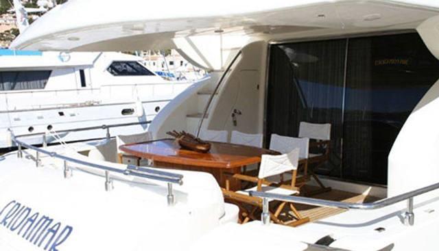 Cridamar Charter Yacht - 4